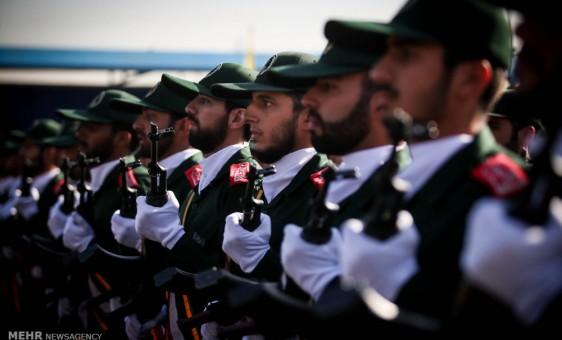 رژه بزرگ نیروهای مسلح در تهران