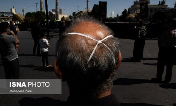 ماسک بزنیم؛ تصاویری خاص از ماسک زدن مردم (عکس)