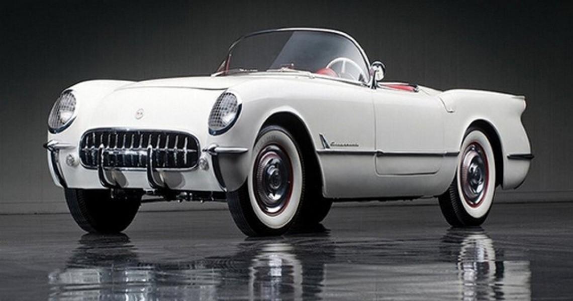 10 خودرو کلاسیک زیبا در دهه 1950