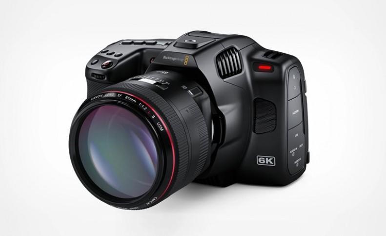 دوربین Pocket Cinema Camera 6K Pro بلک مجیک رونمایی شد