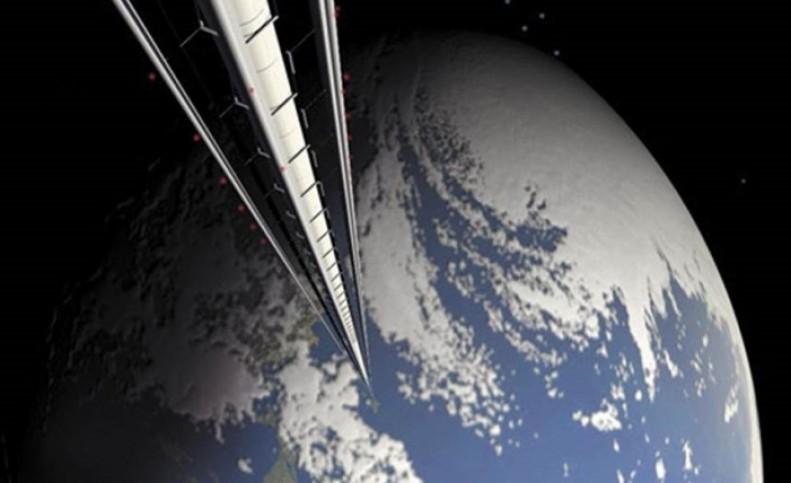 آسانسور فضایی ژاپنی ها چگونه کار میکند؟