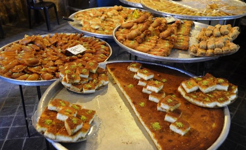 محبوب ترین شیرینی های ماه رمضان در جهان
