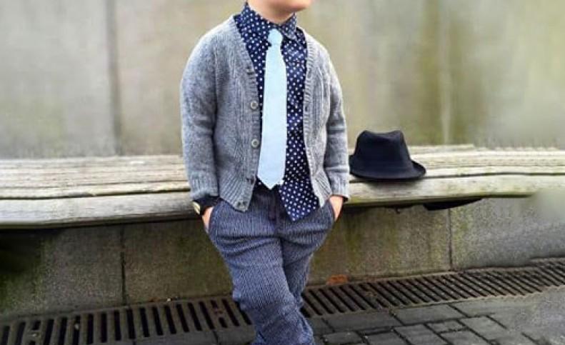 8 استایل لباس پسر بچه زیبا در نوروز سال 1400