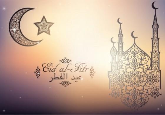عید فطر مبارک به انگلیسی + ترجمه