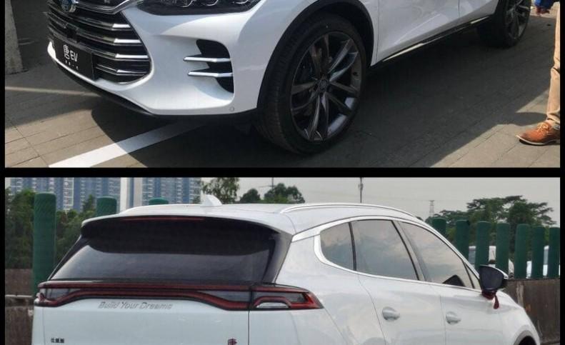 عکس   ورود لاکچریترین خودروی چینی به ایران