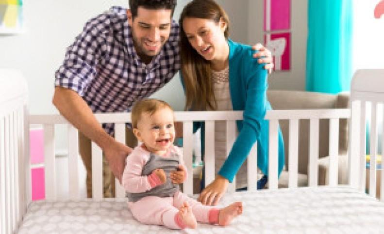 مشخصات یک گهواره استاندارد برای نوزاد