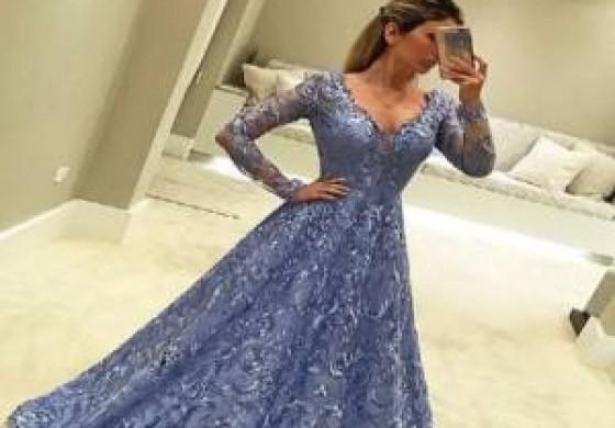 خانم های لاغر لباس مجلسی چی بپوشند؟
