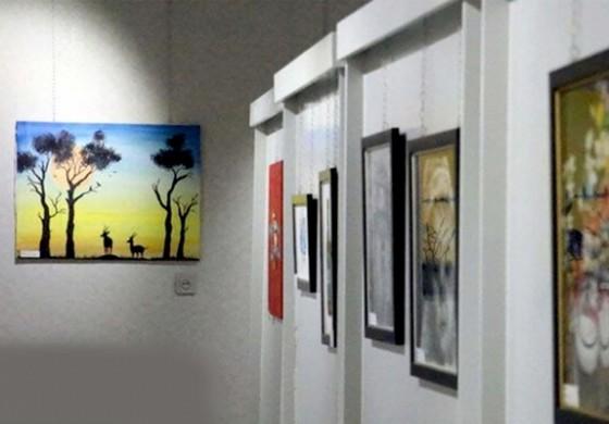 گالری موزه فرهنگ و هنر بافق افتتاح شد