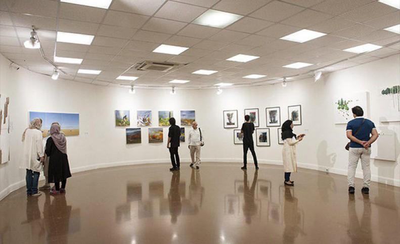 خانه هنرمندان ۵ نمایشگاه را میزبانی میکند