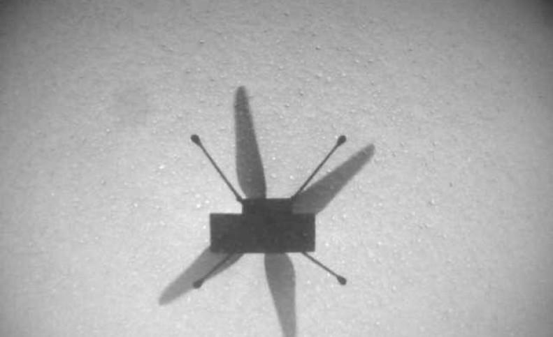 هفتمین پرواز موفق نبوغ در مریخ