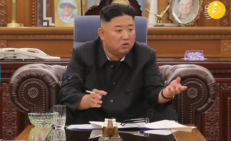 (تصاویر) لاغر شدن کیم جونگ اون خبرساز شد
