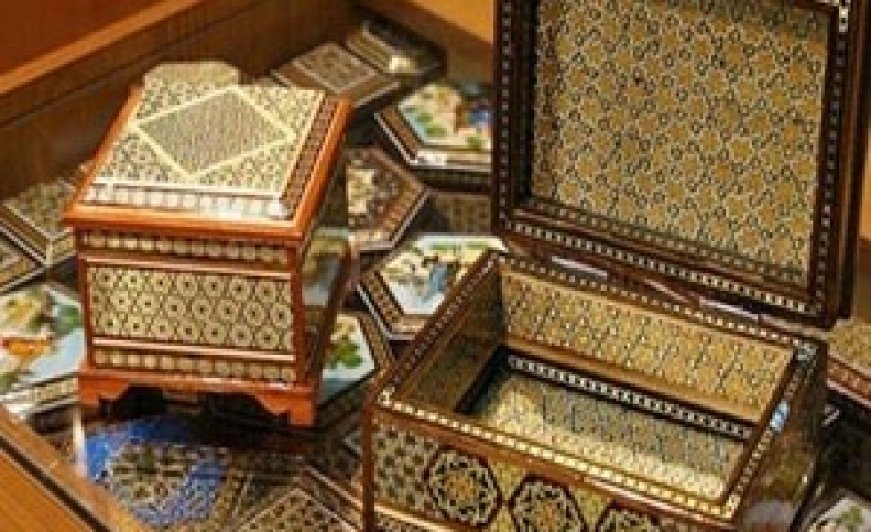 صنایع دستی برتر و معروف اصفهان