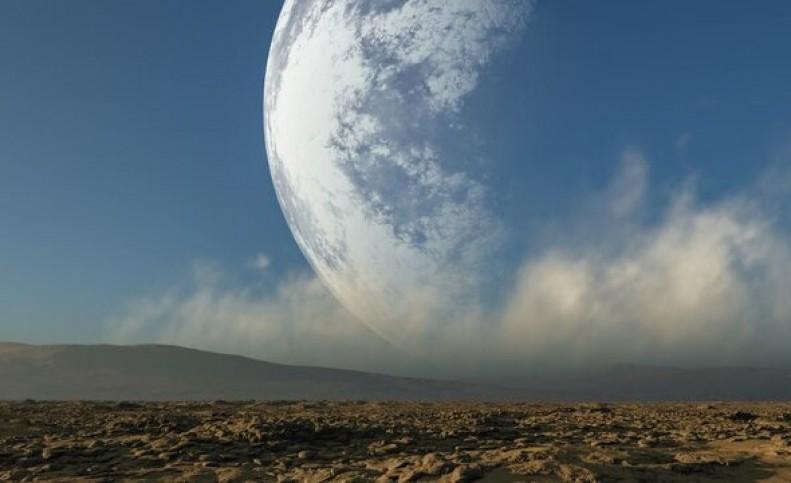 چه اتفاقی رخ می دهد اگر ماه به نصف فاصله کنونی اش از زمین برسد؟