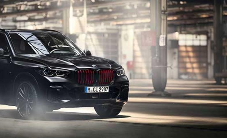 (تصاویر) رونمایی از نسخه شوم BMW X5