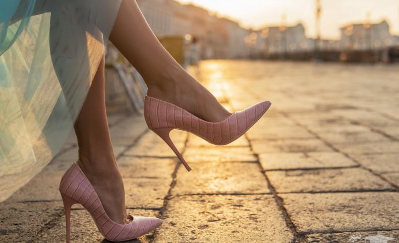 انواع کفش مجلسی زنانه ی جلو بسته