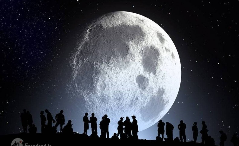 چه چیزی در نیمه تاریک ماه پنهان شده است؟