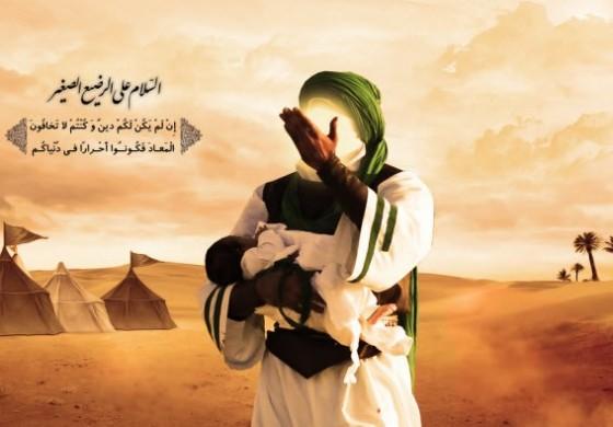 همه کودکانی که ظهر عاشورا به شهادت رسیدند/ کدام یک از فرزندان امام حسین (ع) بعد از عاشورا از دنیا رفتند؟