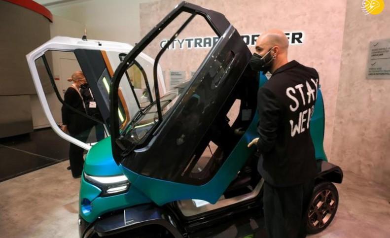 (تصاویر) نمایشگاه خودرو مونیخ