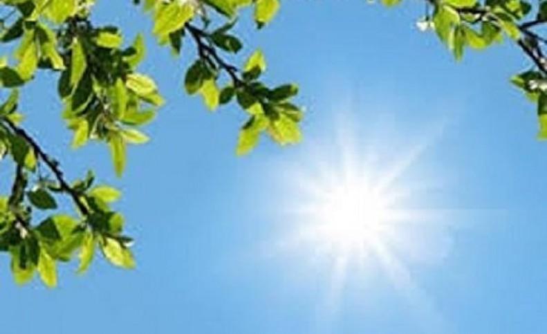 آسمان صاف در بیشتر مناطق کشور