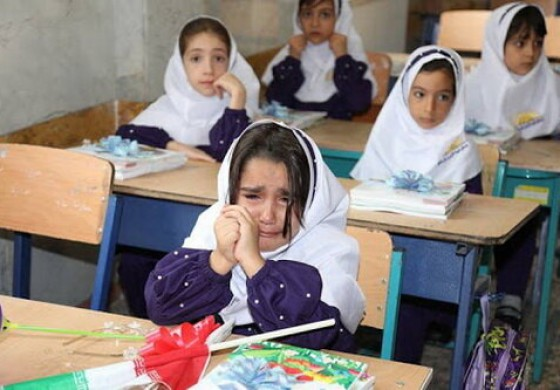 چرا برخی کودکان کلاس اولی از مدرسه بیزارند؟