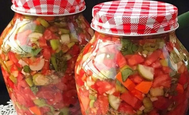 طرز تهیه ترشی سبزیجات؛ فوری و خوشمزه