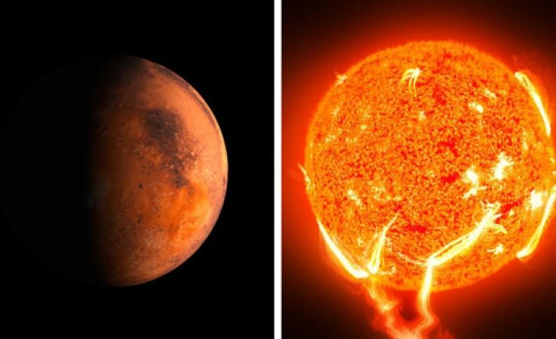 همه مریخ نوردها به خواب موقت میروند