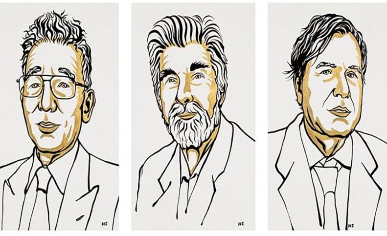 برندگان جایزه نوبل ۲۰۲۱ فیزیک معرفی شدند
