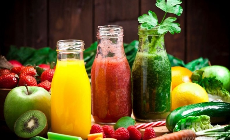 نوشیدنی طبیعی و گیاهی برای لاغری سریع