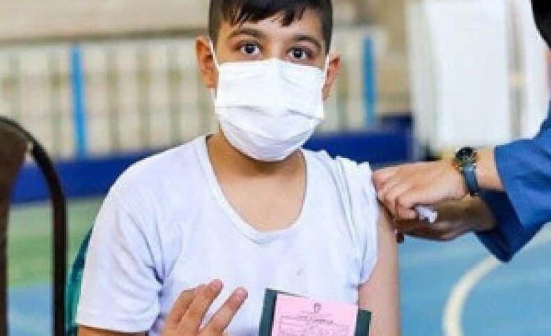 مهلت واکسیناسیون دانش آموزان تمدید شد