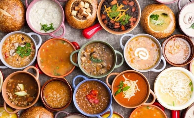 طرز تهیه ۵ مدل سوپ خوشمزه و آسان پاییزی